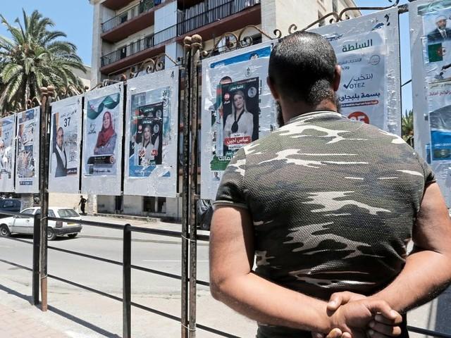Harte Mittel gegen Opposition vor Wahlgang in Algerien