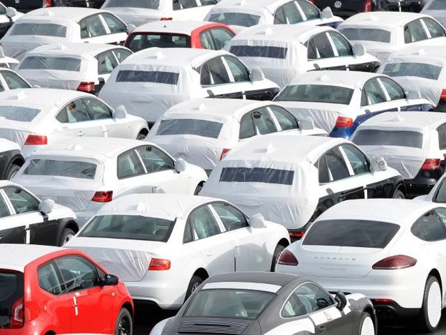 Plusneun Prozent: Autoabsatz in Europasteigt