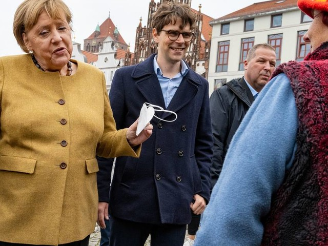 Der neue Bundestag: Die CDU verlor auch Merkels Wahlkreis