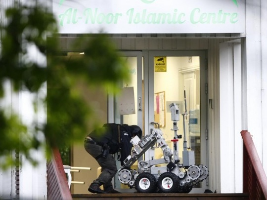 """Norwegen - Angriff auf Moschee war laut Polizei """"versuchter Terroranschlag"""""""
