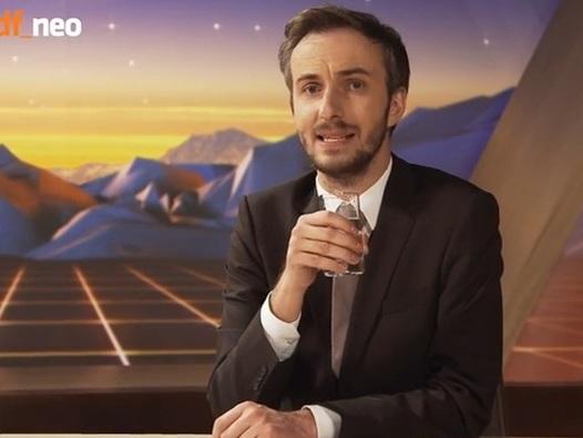 Was hat das ZDF mit Jan Böhmermann vor?