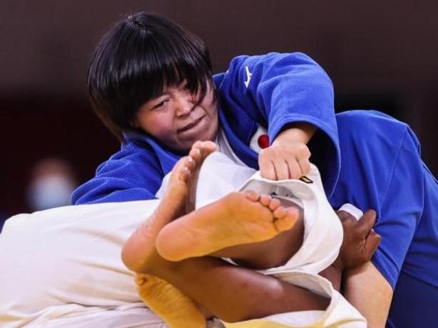 Olympia: Japans Gold-Judoka Hamada stärkt sich mit Straußenfleisch