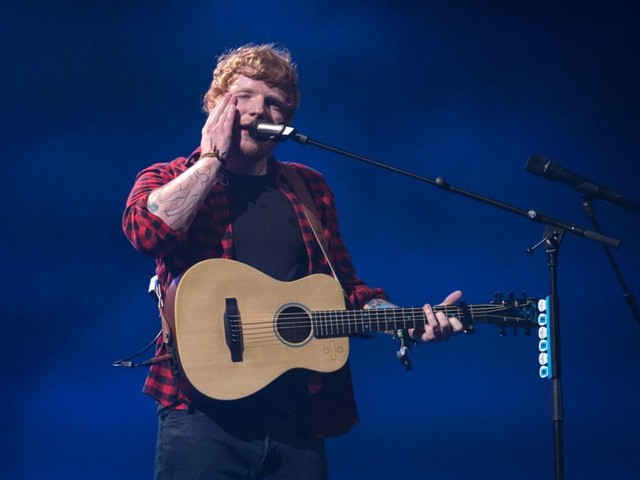 Ed Sheeran will ein Album im Stile Bruce Springsteens aufnehmen