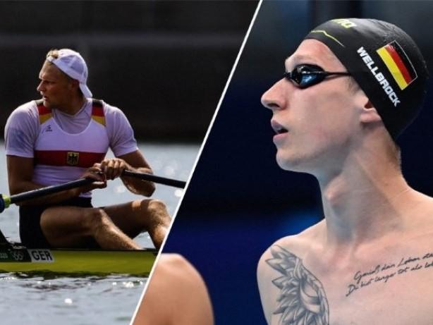 Enttäuschung im Olympia-Wasser: Zeidler raus, Wellbrock Vierter