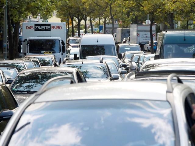 Pendlererhebung: »Ungebrochene Dominanz des Autos«