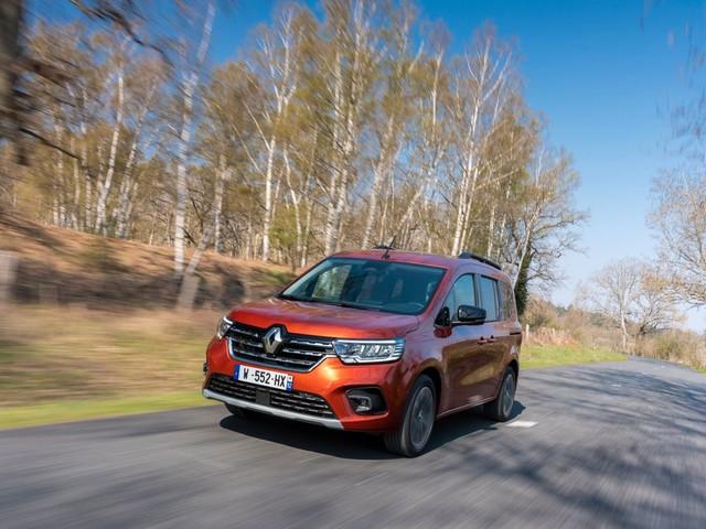 Renault Kangoo im Test: Kastenwagen für Familien geht in die nächste Runde