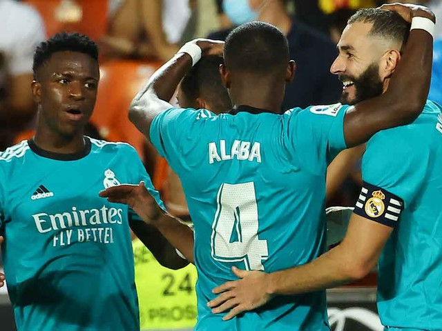 Primera Division: Doppelschlag: Real dreht Spitzenspiel spät