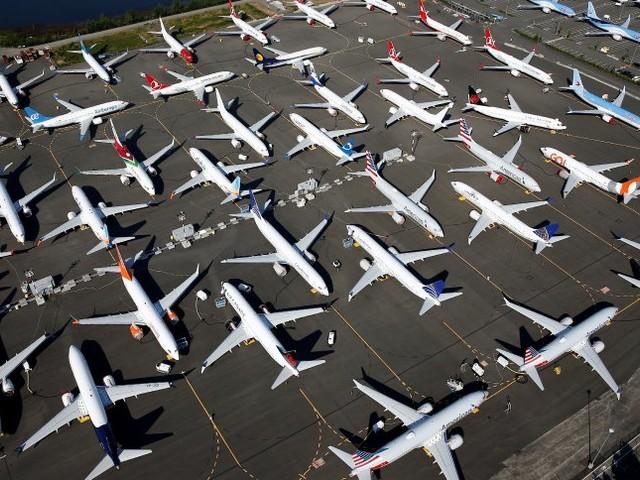 Flugzeugbauer in der Krise: Boeing muss wegen 737-Debakel Milliarden abschreiben