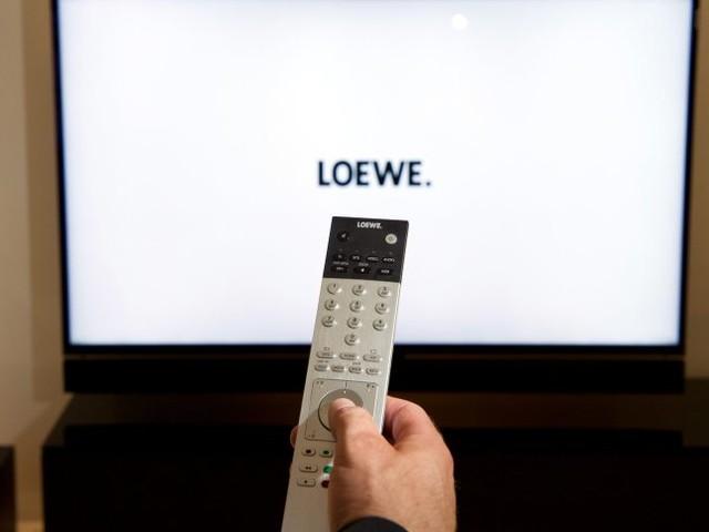 Insolvente TV-Traditionsmarke: Loewe stellt den Betrieb ein