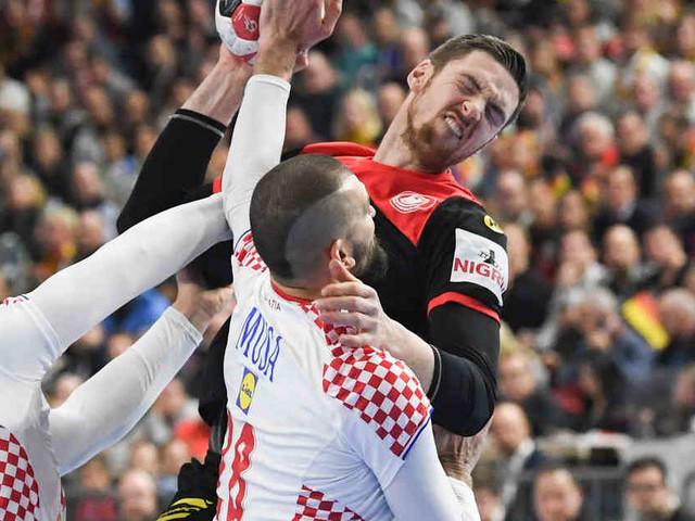 Kroatien - Deutschland 21:22: Deutschland schafft den Einzug ins Halbfinale der Handball-WM