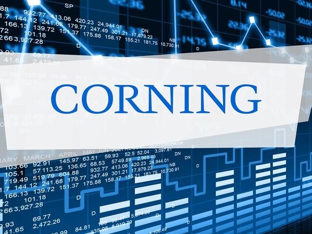 Corning-Aktie Aktuell - Corning gewinnt 0,8 Prozent
