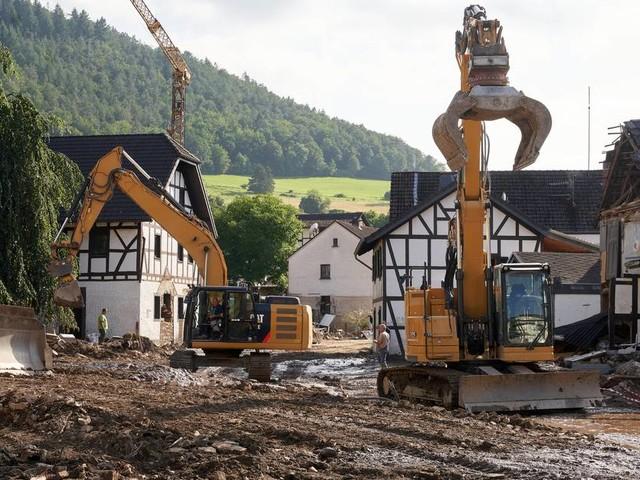 Hochwasser-Newsblog: NRW verspricht Gesundheitsämtern in Hochwassergebieten zusätzlichen Impfstoff
