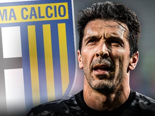 Rückkehr fix: Torwart-Legende Buffon kehrt zu Zweitligist Parma Calcio zurück