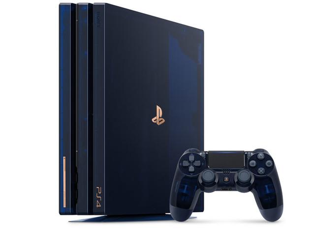 PS4 Pro: Sony kündigt limitierte Sonderauflage an