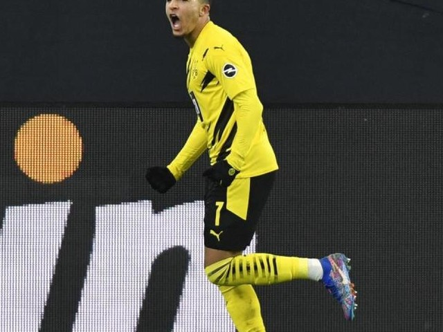 Sancho-Transfer vom BVB zu Manchester United rückt näher