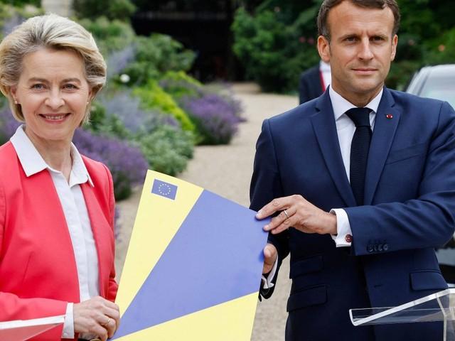 Probleme der Macron-Regierung: Frankreich verfällt in alte Muster