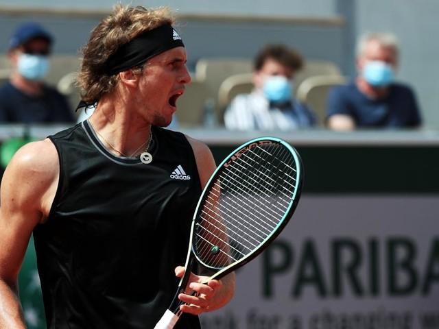 French Open: Zverev souverän weiter, erster Sieg für Österreich