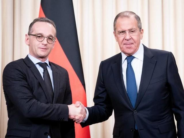 Maas besucht Moskau und Kiew: Deutschland will im Streit um Asowsches Meer schlichten