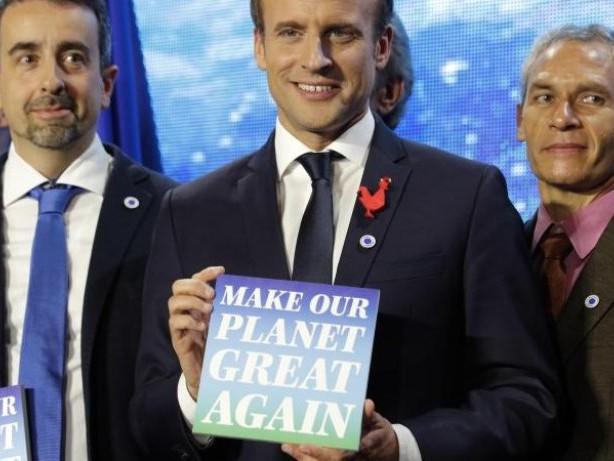 Spitzentreffen inParis: Kerry: USA können Klimaziele einhalten - auch ohne Trump