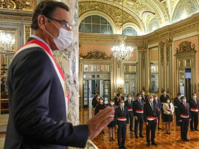 Nach Vertrauensverlust: Peru bekommt neuen Premierminister