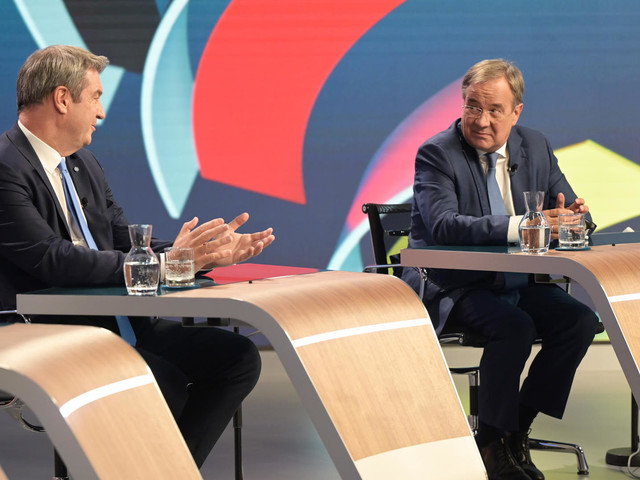 Bundestagswahl 2021 | Werte-Union fordert Rücktritt von Laschet und Söder