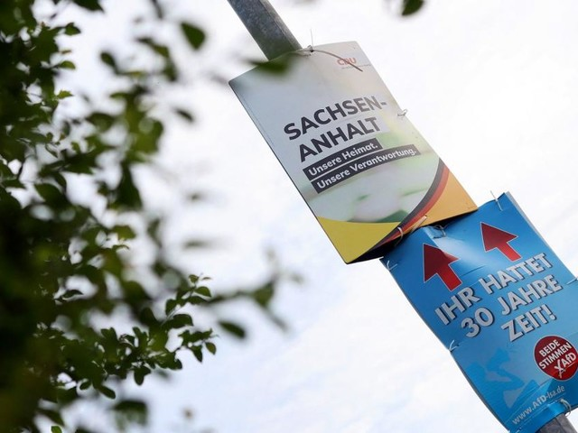Sachsen-Anhalt: Wie Linke, SPD und Grüne in den Windschatten gerieten