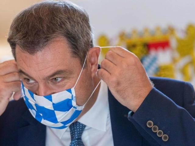Neun Tage Maskenpflicht an bayerischen Schulen
