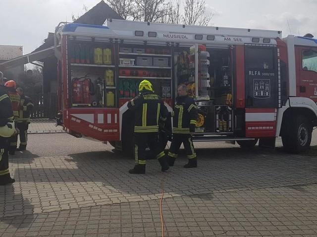Bezirk Neusiedl am See: Zwei Wohnungsbrände von Bewohnern vereitelt
