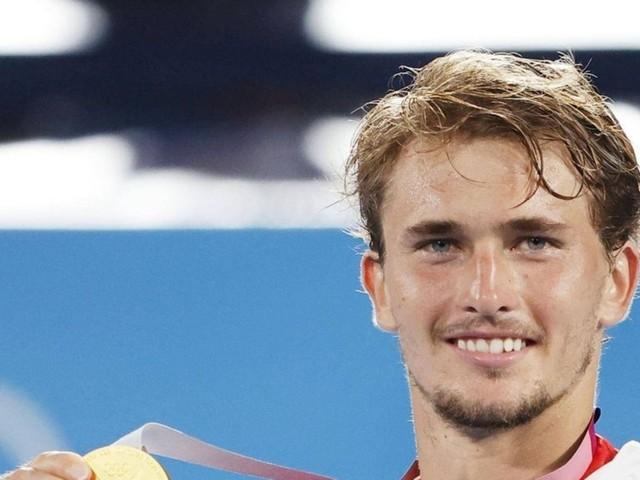 """Alexander Zverev: Olympia-Sieg ist für ihn """"Wahnsinn"""""""