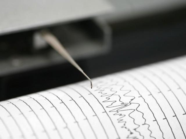 Erdbeben im Bezirk Neunkirchen