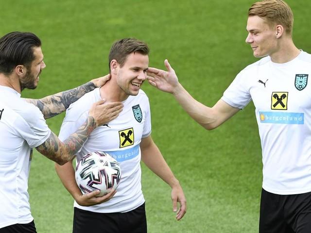 """Vor ÖFB-Finale gegen Ukraine: """"Spielen sicher nicht auf ein X"""""""