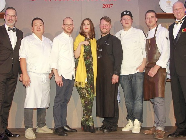 Berlin Partner: Meisterhafte Feier bei der Gala der Berliner Meisterköche