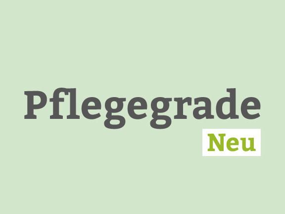 Pflegegrade + Pflegegradrechner 2018 » Neue Pflegestufen