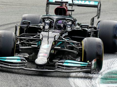 Formel 1: Hamilton klar vor Verstappen beim Monza-Auftakt