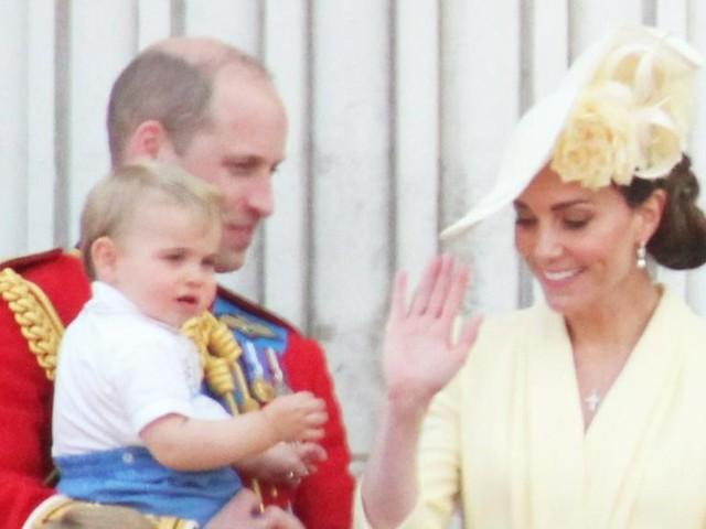 Prinz Louis: Dieses Foto hat man bisher noch nie gesehen