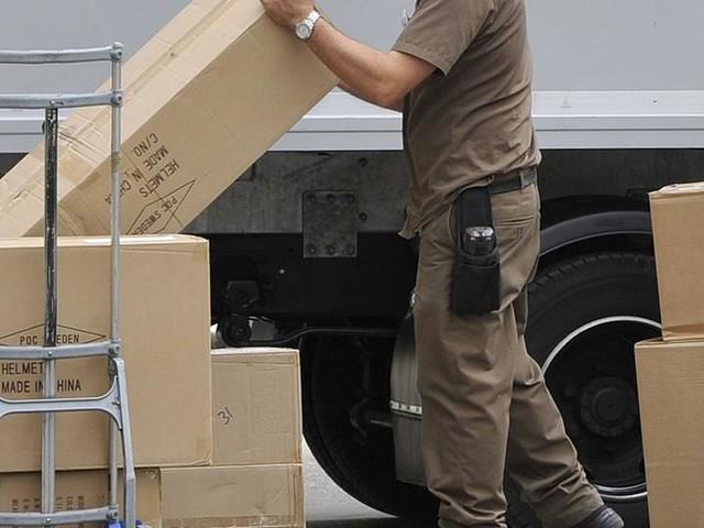 Verdi droht mit Paketbotenstreik im Weihnachtsgeschäft