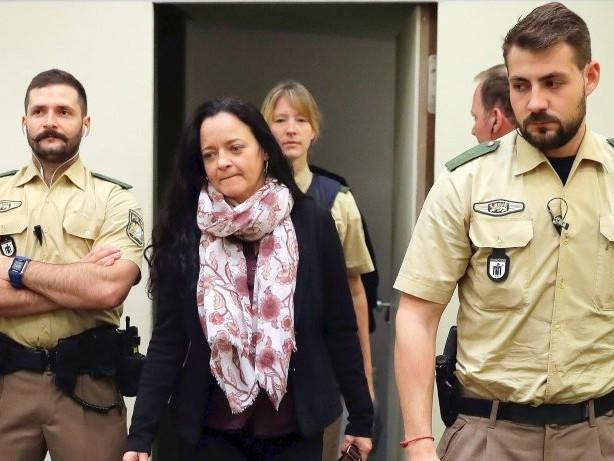 NSU-Prozess: Haftbefehl gegen mutmaßlichen NSU-Unterstützer erlassen