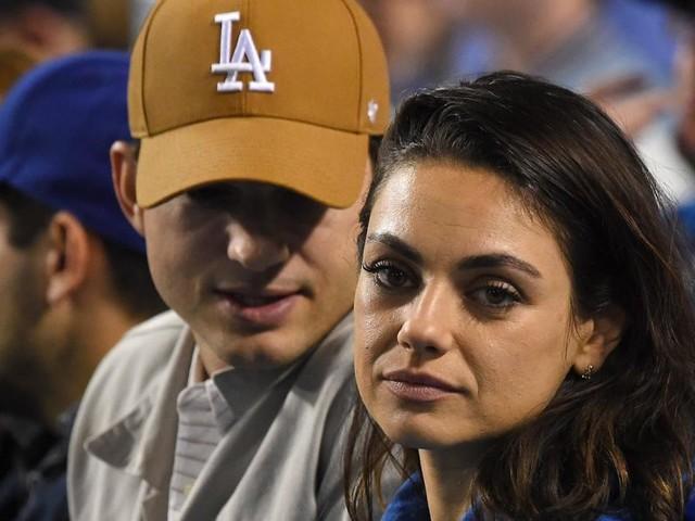 Magazin berichtet von Trennung: So reagieren Kutcher und Kunis