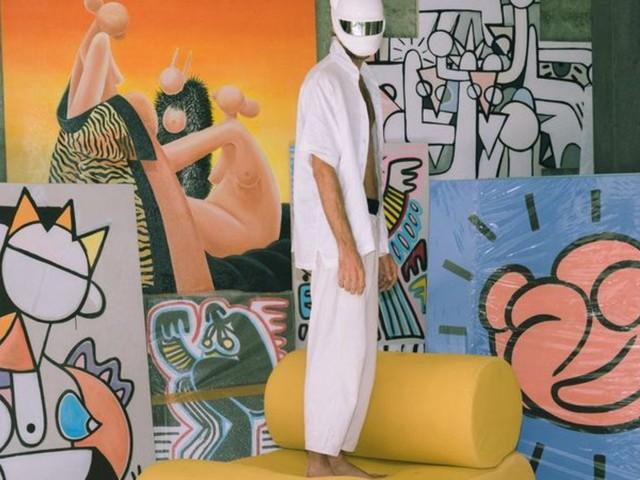 Lässiger «trip»: Zehn Jahre Cro: Masken-Rapper deutet letztes Album an