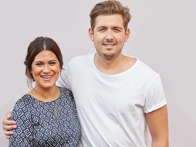 Steffi Brungs und Christian Wackert haben geheiratet