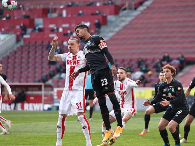 Bundesliga: Hector rettet Köln späten Punkt