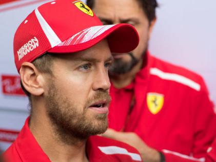 """Formel 1: Marko stärkt Vettel den Rücken Vettel: """"Aufgeben ist keine Option"""""""
