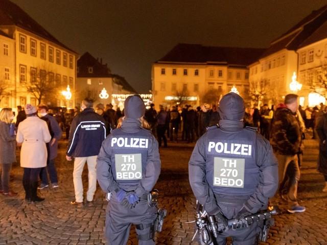 Hildburghausen: Bürgermeister Tilo Kummer über Corona-Protest
