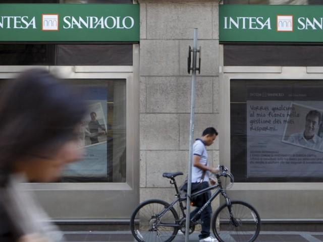Corona-Krise ließ Gewinn von Italiens Großbank Intesa Sanpaolo bröckeln