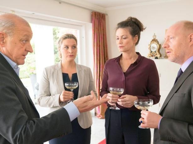 """ZDF: Altersarmut und ein Mord in Mafia-Manier bei """"Wilsberg"""""""