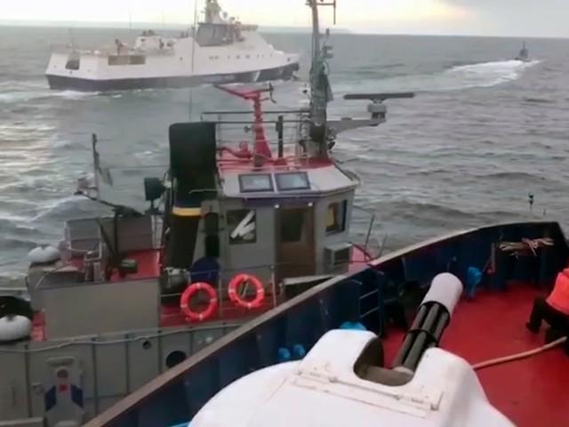 Russland gibt Kriegsschiffe an Ukraine zurück
