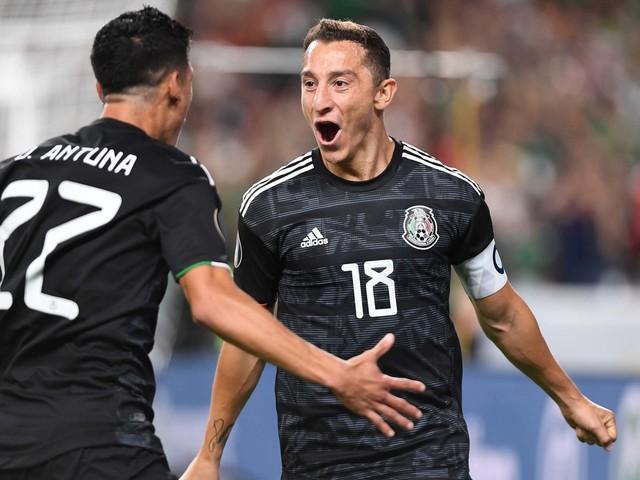 Fußball, Gold-Cup: Mexiko erreicht Gold-Cup-Viertelfinale