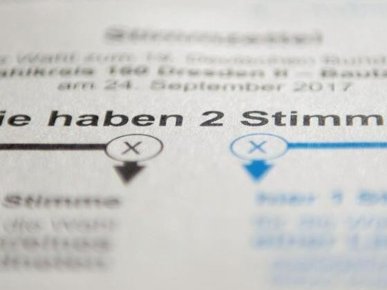 """""""Politbarometer"""": SPD legt zu - CDU verliert"""