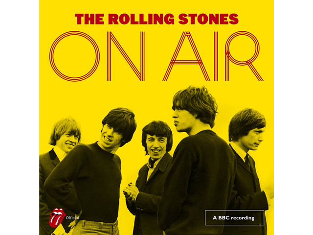 """The Rolling Stones: """"On Air"""""""