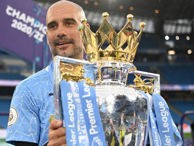 Premier League: Pep wieder Englands Trainer des Jahres